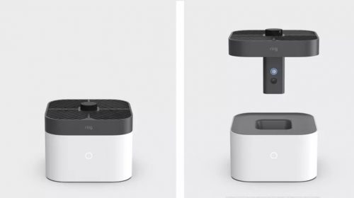 Amazon Ring's latest security camera is a drone that flies around inside your house