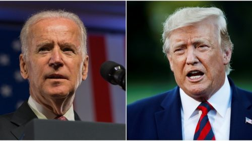 Dark Winter, Ineligible - Biden's attack on Trump in the last presidential debate