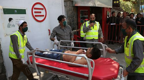 18 killed in attack on Kabul's educational center
