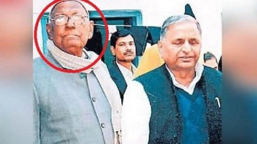 Former MLC of Samajwadi Party Mulayam Singh Yadav death news