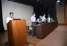NDMC Chairman administered the integrity pledge to kick-off Vigilance Awareness Week