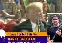 Trump-pro Indian-American campaign video emphasizes security, economy, India support
