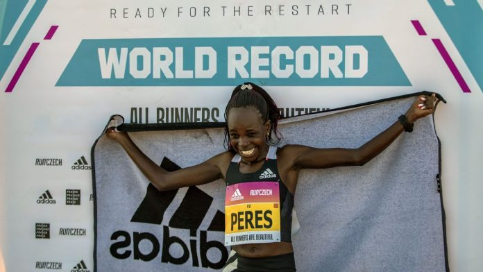 World Half Marathon Championships 2020, Peres Jepchirchir world record, World Half Marathon winner,