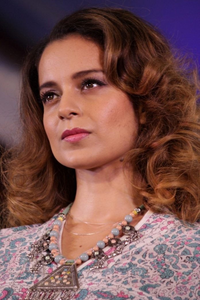 Legal notice to Kangana, Sikh institution apologizes on an indecent tweet