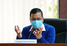 Fine for not wearing a face mask in Delhi increased to Rs 2000: CM Kejriwal