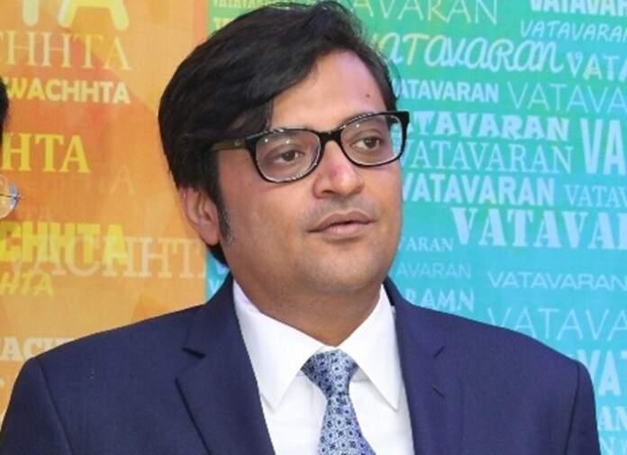 Arnab Goswami arrested by Maharashtra Police