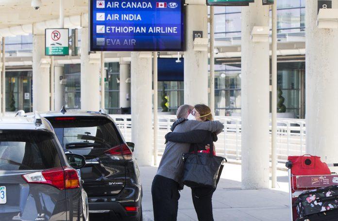 Canada extends international travel ban