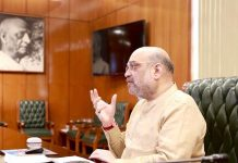 Home Minister Amit Shah took command to resolve the peasant movement