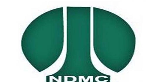 NDMC's Town Vending Committee meeting held .