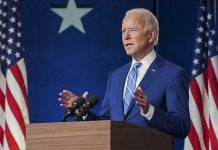 We are going to win the election with a clear majority: Biden