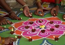 Diwali being celebrated with traditional enthusiasm in Tamil Nadu