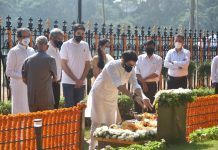 Maharashtra leaders pay tribute to Balasaheb Thackeray on his death anniversary