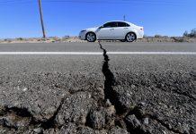 3.5 magnitude earthquake strikes near Morongo Valley