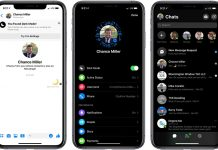 Facebook launches dark mode feature on Android and iOS Apple