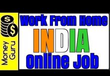 Work for India because India is the best