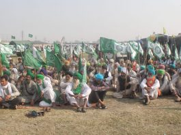 The protesting farmers on Monday accused the Narendra Modi-led central government of being communal, fascist and autocratic and rejected the government's demand to gather at Burari's Sant Nirankari Maidan to protest