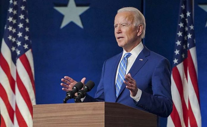 Biden's Declaration: Our Administration Ready to Lead the World