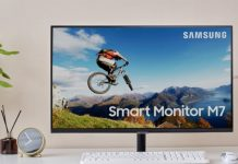 Samsung unveils smart monitor M7 and M5 with better usability and connectivity