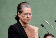 Sonia Gandhi congratulates the nation on Diwali, prays for the epidemic to end