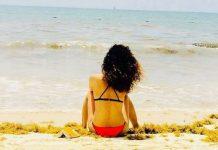 Kangana posted her old bikini photo