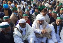 Kisan agitation continues on the 23rd day, union leaders will also consult lawyers