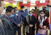 Chairperson NDMC inaugurated Tinkering lab in Atal Adarsh Balika Vidyalaya, Gole Market