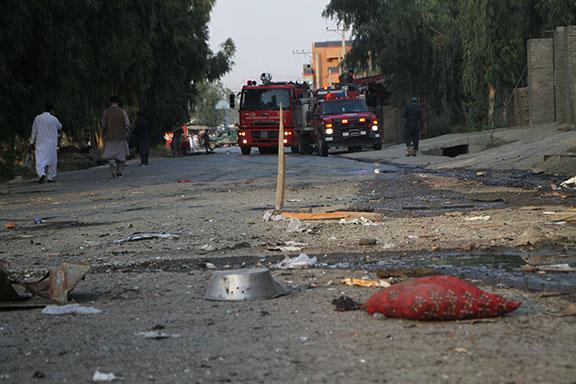 Woman journalist shot dead in Afghanistan