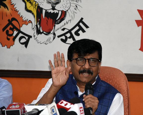 BJP's pressure on me to topple Maharashtra government: Sanjay Raut