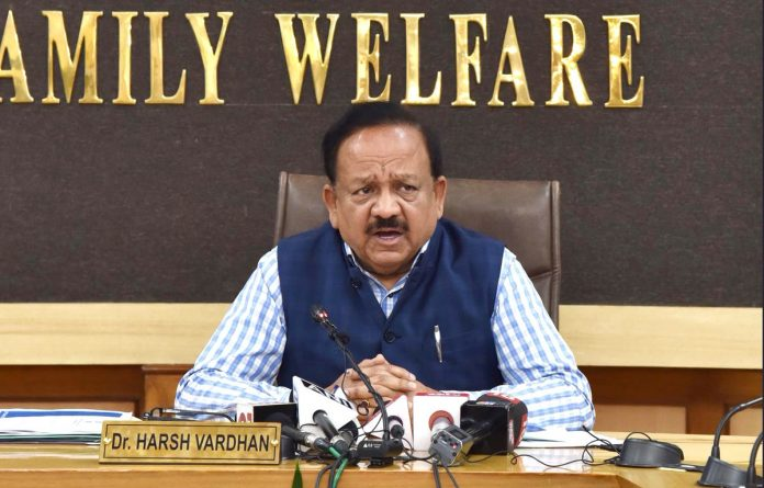 No agreement on regulatory norms for corona vaccine: Dr. Harsh Vardhan