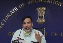 AAP will undertake mass fast on December 14 in support of Kisan agitation: Gopal Rai