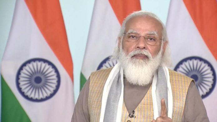 Farming rail is the moving cold storage, farmers of Bengal got big option: PM Modi