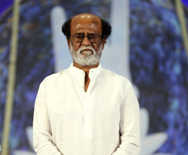 Rajinikanth admitted to Apollo in Hyderabad due to a BP problem