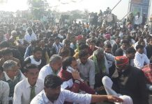 Kisan agitation continues on 34th day, talks with the government to be held on Wednesday