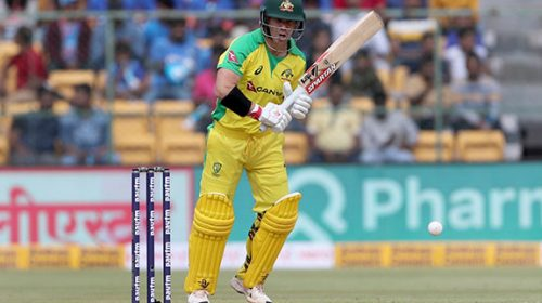 Warner close to fit for the third Test: Paine
