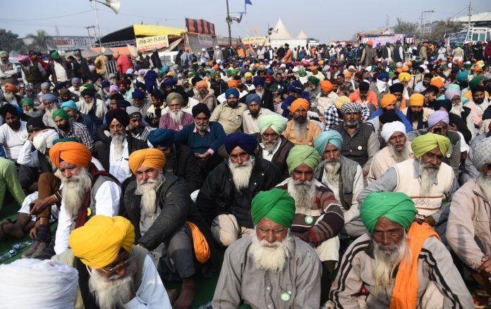 Farmers' next talks with the government on December 30