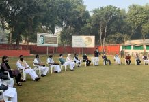 Rahul Gandhi's march to Rashtrapati Bhavan against agricultural laws