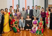 High Commissioner Muktesh Pardeshi hosted a grand reception to commemorate the 72nd Republic Day of India in Wellington