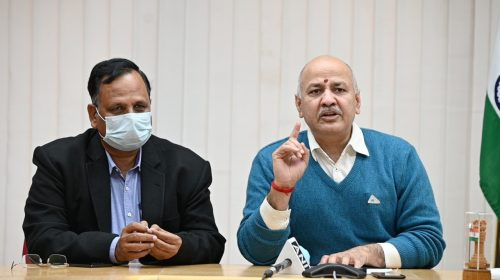 BJP bankrupted Delhi MCD in 14 years. North MCD has only Rs 12 crore left, East MCD has only Rs 99 lakh, while the Delhi government itself is owed Rs 6276 crore: Deputy CM Manish Sisodia