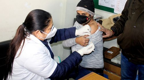 Corona vaccine vaccination will start in the country from January 16