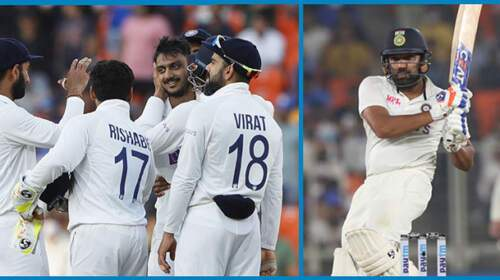Ahmedabad Test: India beat England by 10 wickets