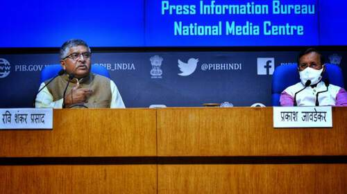 Social media platforms will not be able to do arbitrary, government releases new guidelines