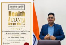 Brand Opus India Announces The Winners Of Health Icon Awards 2021