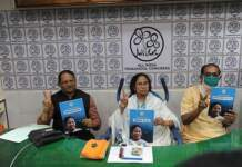 Mamta released manifesto, promising 5 lakh jobs every year