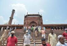 AMU's missing student found in Jama Masjid area of ​​Delhi