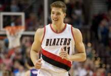 Meyers Leonard Biography, Wife, Brother, Family, Age, Career