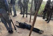 4 Naxalites killed in police encounter in Bihar, many weapons recovered