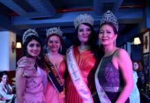 Miss World Diversity Naaz Joshi unveiled the fashion show Home Makers 2021
