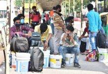 The migrants coming to UP will be quarantined