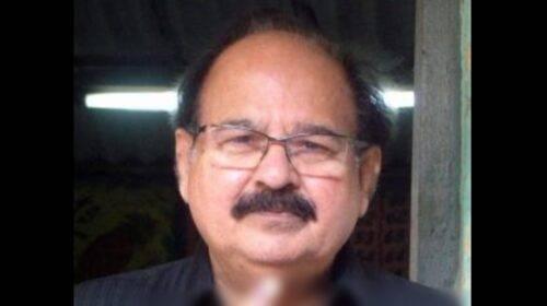 Former Delhi minister AK Walia dies due to Corona