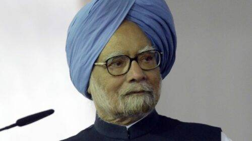 Manmohan Singh admitted to AIIMS after Covid positive test